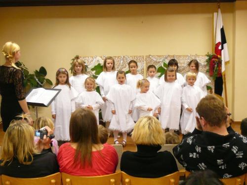 Naši malí andělíčci