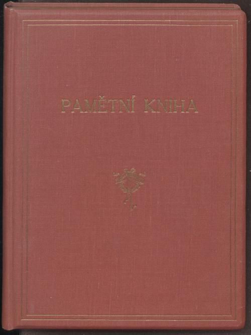 Kronika 1916 - 1932