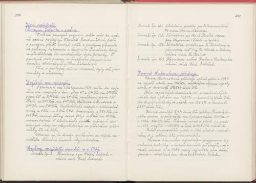 Kronika 1975 - 1989 - část 3.